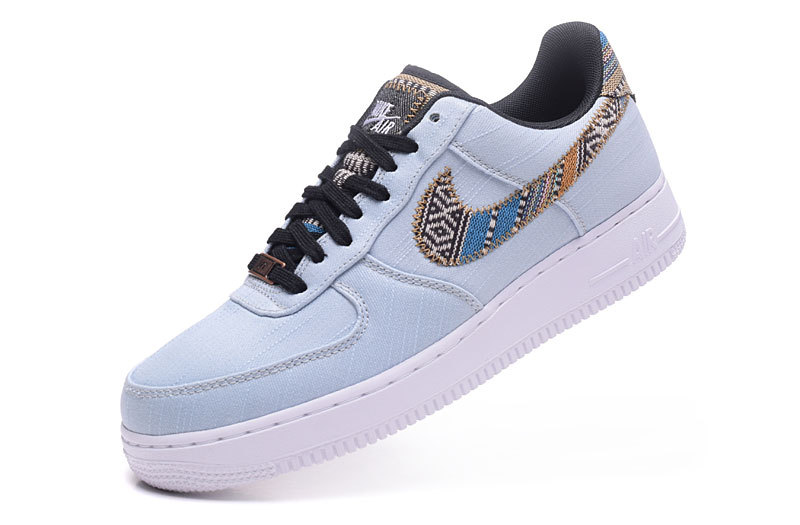 Fashionable Nike Air Force 1'07 LV8 Colourful Knitting 718152 407 Men's ...