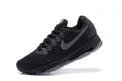 762f0bfb1236 Of Quality Nike Zoom All Out Low Black Grey 878670 001 Men s Running Shoes