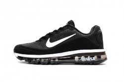 New Pattern Nike Air Max 2017. 5 Black White 898013 001 Unisex Running Shoes