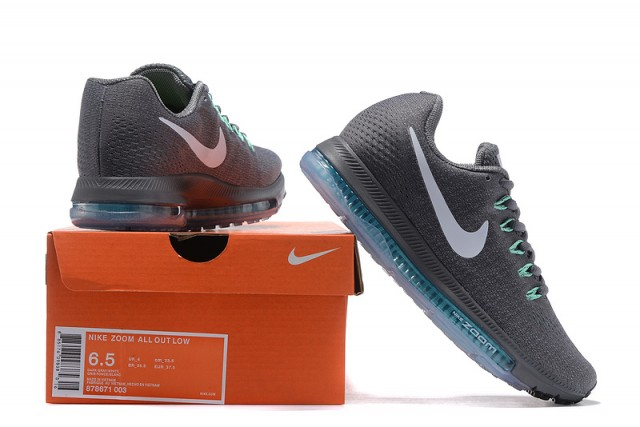 61e206fb46b ... Have Personality Nike Zoom All Out Low Dark Grey White 878671 003  Women s Running Shoes