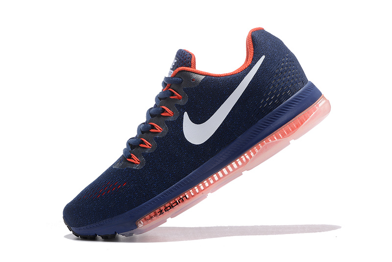 uk availability 48809 3a484 Zero Defect Nike Zoom All Out Low Blue White Orange ...