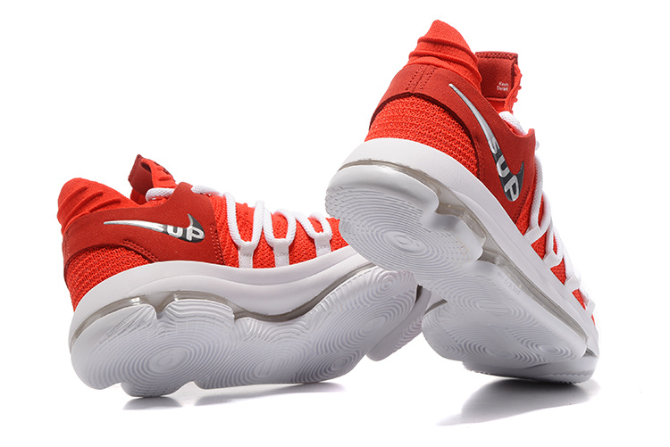 info for 8a71a 74d0d ... Zero Defect Nike Zoom KD 10 Red White 897816 107 Mens Basketball Shoes  ...