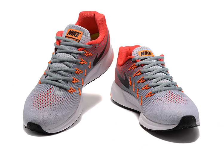 best website 6a317 1471e New Product Nike Zoom All Out Flyknit 33 Grey Orange Red Black 831352 006  Men s Sport ...
