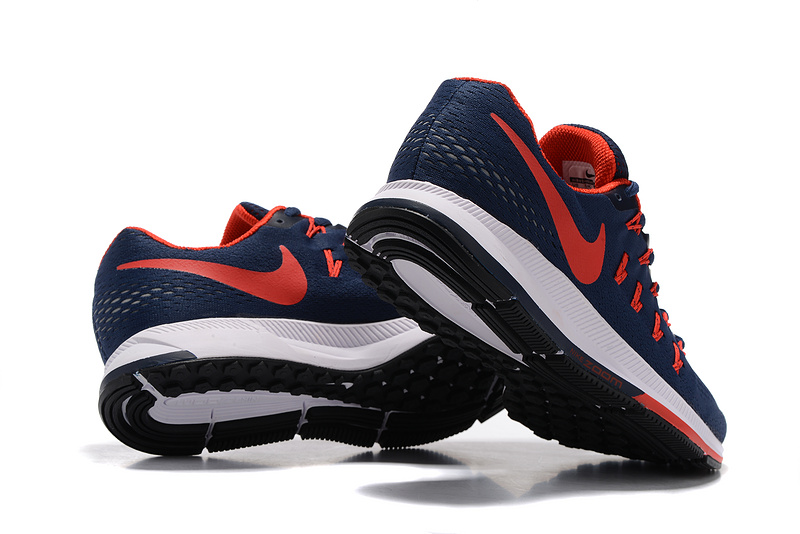 separation shoes c1445 6150f ... Reliable Quality Nike Air Zoom Pegasus 33 Blue Red White 831352 012  Men s Running Shoes