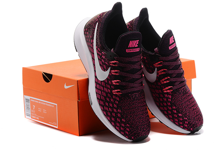 check out 2298c 051f8 ... coupon code for nike zoom all out flyknit black purple pink 728857 003  womens sport shoes