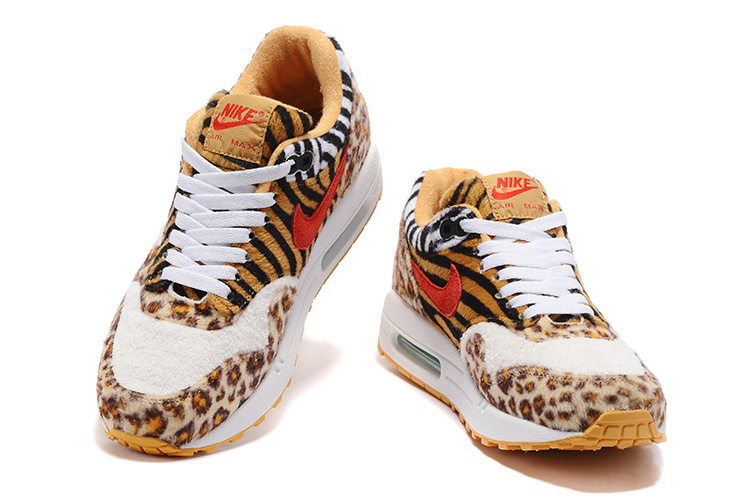 huge selection of 3ea0b b0af7 Superior Nike Air Max 90 Leopard Print 537384 114 Women s Running Shoes ...