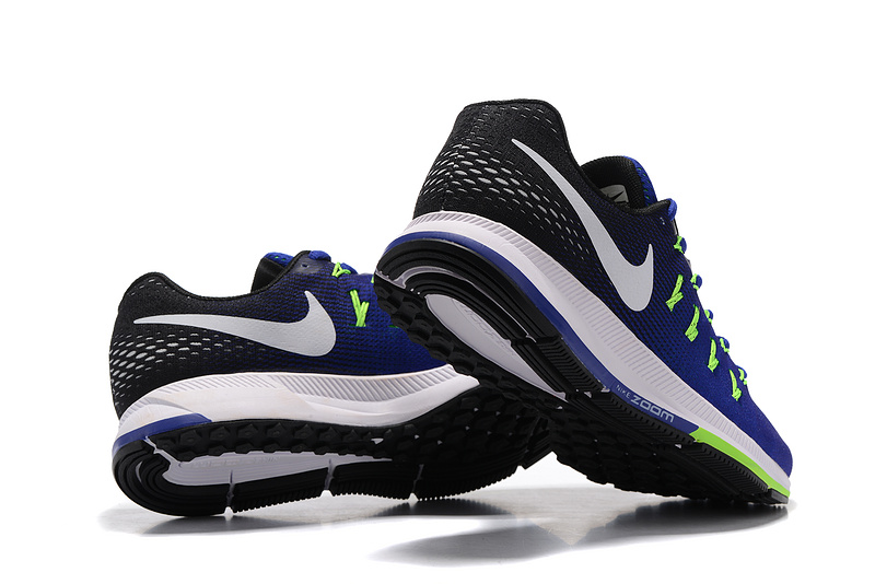 premium selection 25241 1b182 ... Interesting Nike Air Zoom Pegasus 33 Blue Black Green White 831352 400 Men s  Running Shoes