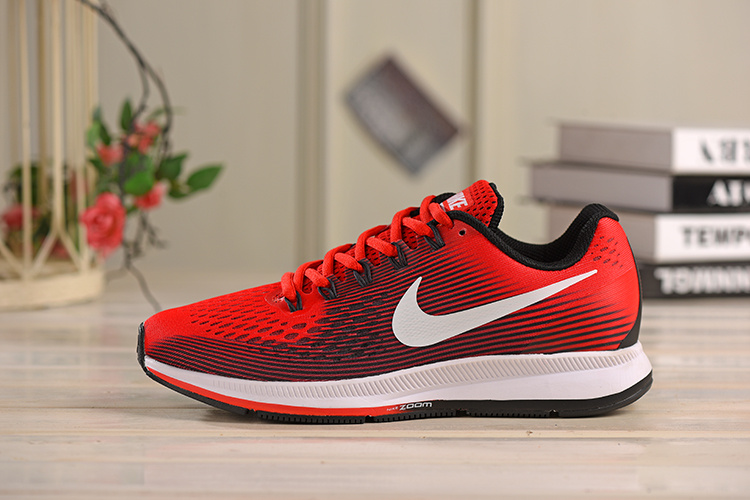 45e717aa3bf4 Dependable Wmns Nike Air Zoom Pegasus 34 Red Black White 880555 601 ...