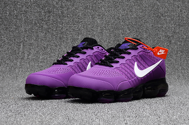 newest 1a712 e811d ... Skillful Manufacture Nike Air Vapormax Plyknit Purple Black White  849558 020 Women's Running Shoes ...