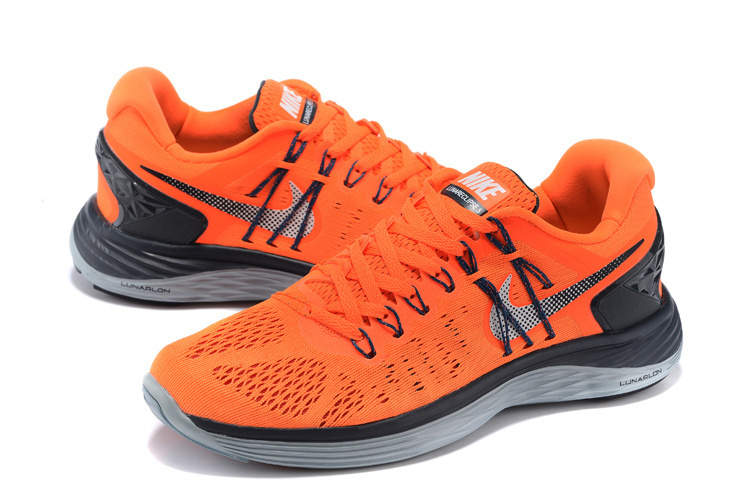e06149db8634 ... Fashion Wmns Nike Lunareclipse 5 Orange Black 705396 801 Men s Sport  Shoes ...