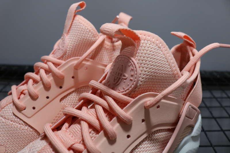 75b58ea4cbdd ... Comfortable Nike Air Huarache Run Ultra BR Pink White 833147 801 Women s  Running Shoes ...