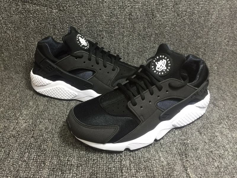 a6d58e602385 Attractive Design Nike Air Huarache Run Ultra Black White 634835 006 Unisex  Running .