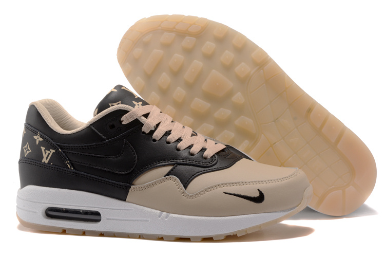 ... Durable Nike Air Max Lunar 1 Master Black Brown 918354 105 Unisex  Running Shoes ... 9ea9938492