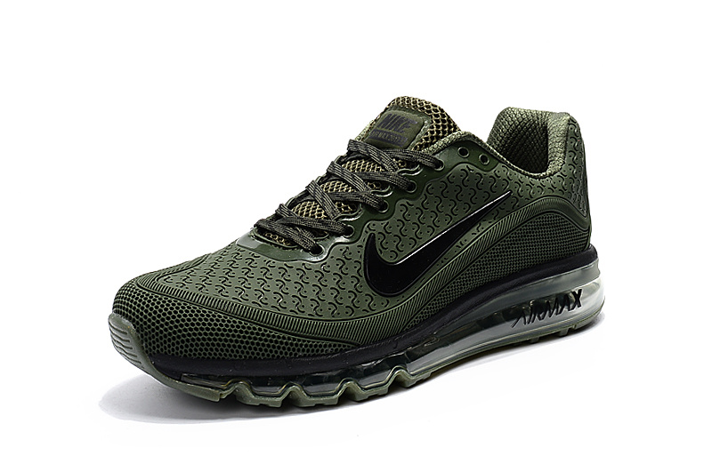 size 40 71315 ec263 ... Reliable Quality Nike Air Max 2017. 5 Army Green 849559 005 Men s  Running Shoes ...