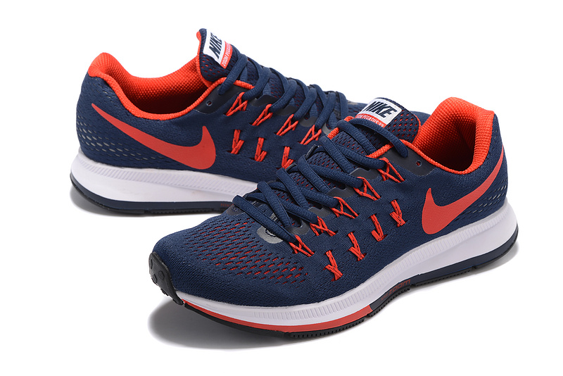 cheap for discount bbf92 9f689 ... Reliable Quality Nike Air Zoom Pegasus 33 Blue Red White 831352 012  Men s Running Shoes ...