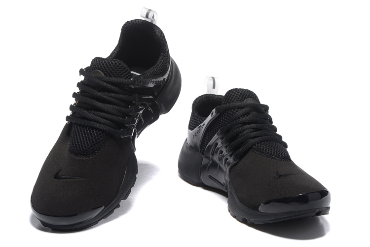 cheap for discount 54f37 b4cba ... Nike Air Presto Black 789870 100 Unisex Sport Running Shoes ...