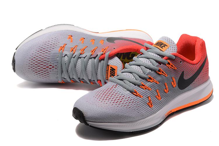 newest collection 72713 ae707 ... New Product Nike Zoom All Out Flyknit 33 Grey Orange Red Black 831352  006 Men s Sport ...