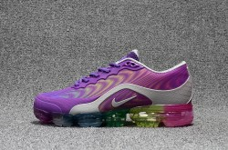 2d8ae4984d8183 High Cost Performance Nike Air Max 2018. 5 Purple Grey Women s Running Shoes