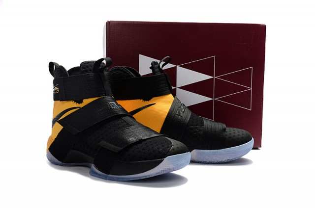 cf1a2a169d1e ... usa have personality nike lebron soldier 10 ep black yellow mens  basketball shoes 9a31f b2585