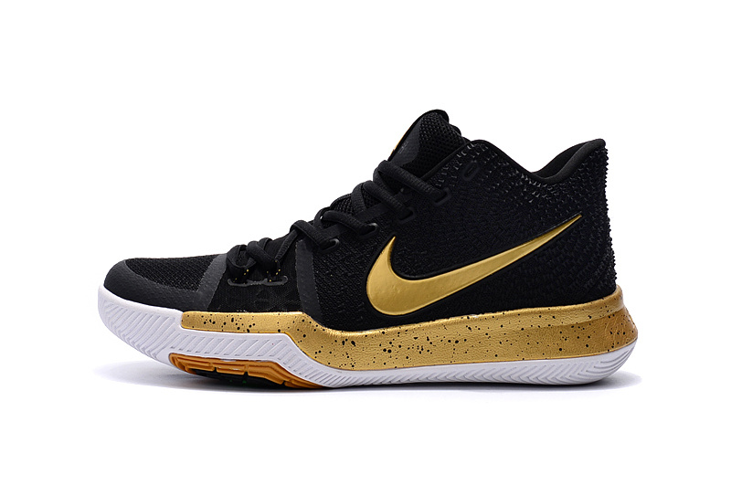 online store 84daa 2dcf3 ... Basketball Shoes · Fashion Nike Kyrie 3 EP Black Gold ...