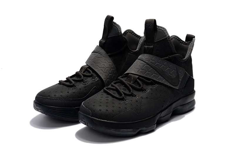 40804a8cf3c ... discount top quality nike lebron 14 black mens basketball shoes 0b43c  8cd1c