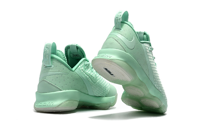 low priced 9d401 b537d ... cheap attractive nike lebron 14 xiv green mens basketball shoes 714bc  17e8d