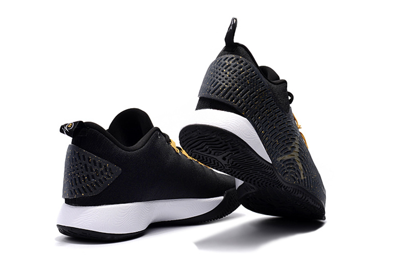 new arrival b6f3b 21ead ... New Arrival Nike Air Jordan CP3 X Black Gold Men s Basketball Shoes ...