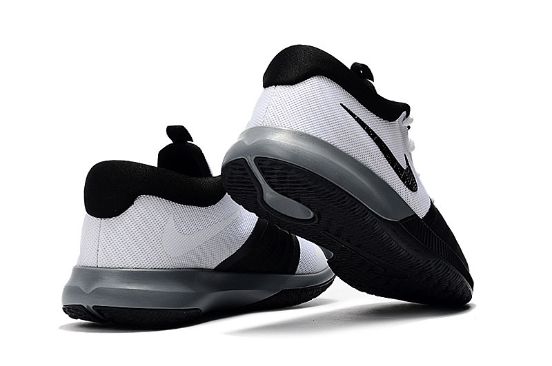 907f687b39ad Impeccable Nike Zoom Assersion EP Black White Men s Basketball Shoes ...