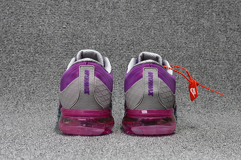 ef6d506f06 ... High Cost Performance Nike Air Max 2018. 5 Purple Grey Women's Running  Shoes ...