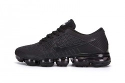 Fashionable Nike Air Vapormax Plyknit Black 849558 001 Unisex Running Shoes bfe8773bf