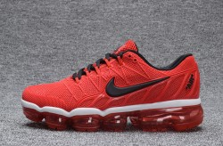 Stylish Nike Air Max 2018 Red Black White 849558 600 Men s Running Shoes f79a59b11