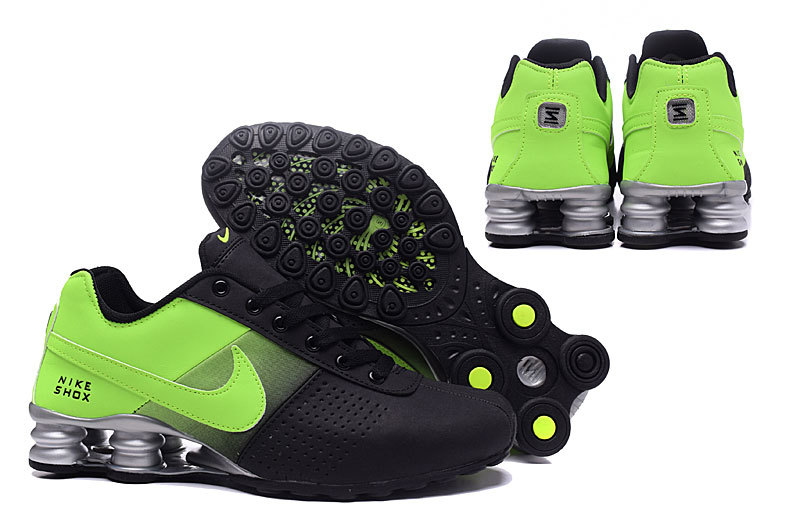 new style aff9a 6edc7 ... Extravagant Nike Shox Red Black Silver Shox NZ Men s Sport Running Shoes