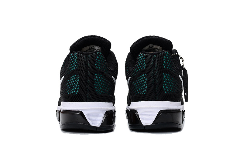 a1b6f59f5c ... New Arrival Nike Air Max Tailwind 8 Black White Green 805941 015 Men's  Running Shoes ...