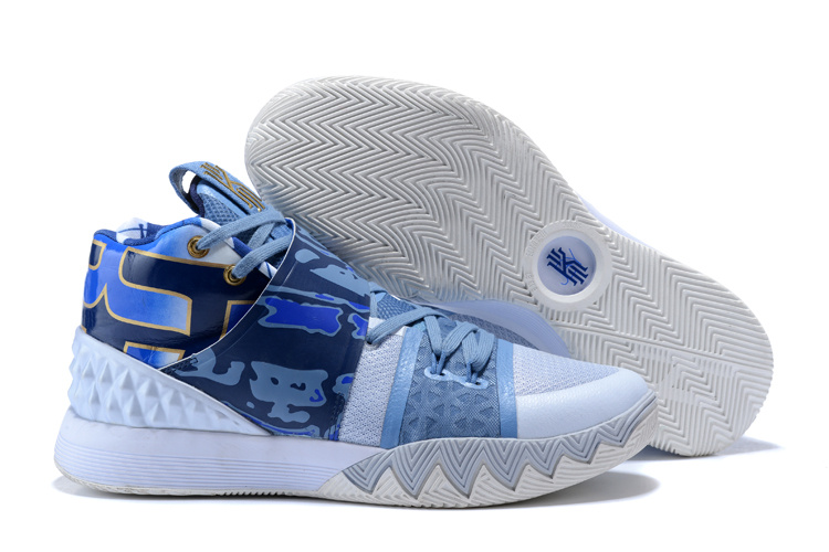 new product 83aec 156f1 ... Practical Nike Kyrie S1 Hybrid Blue Mens Basketball Shoes ...