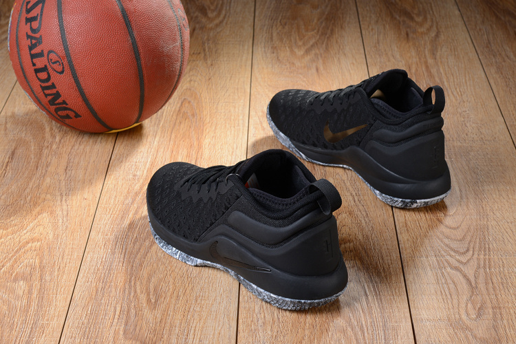 b2449a7c609 ... High Quality Nike LeBron Witness 2 Flyknit Black Men s Basketball Shoes  ...