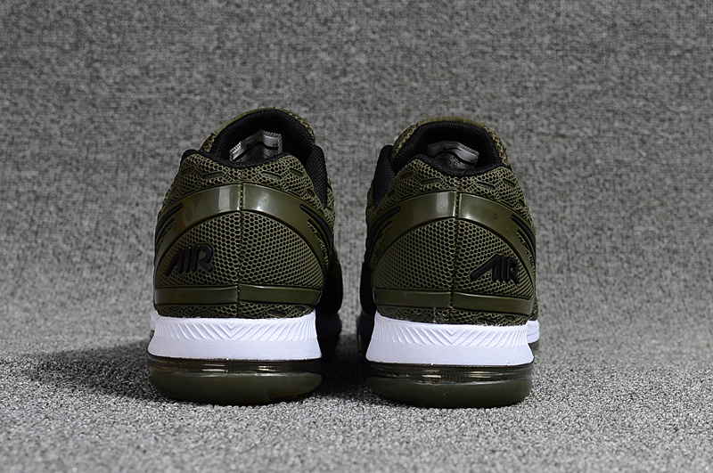 a3719352c28b6 ... Best Sell Nike Air Zoom KPU Army Green Men s Sport Running Shoes ...