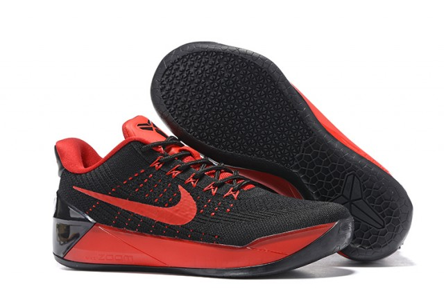 ... Sophisticated Technology Nike Kobe AD EP Black Red 852425 109 Women's  Basketball Shoes ...