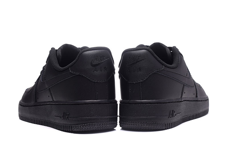 ... Dependable Performance Nike Air Force 1 07 Black 315122 001 Unisex  Casual Shoes ... cb367d8a6