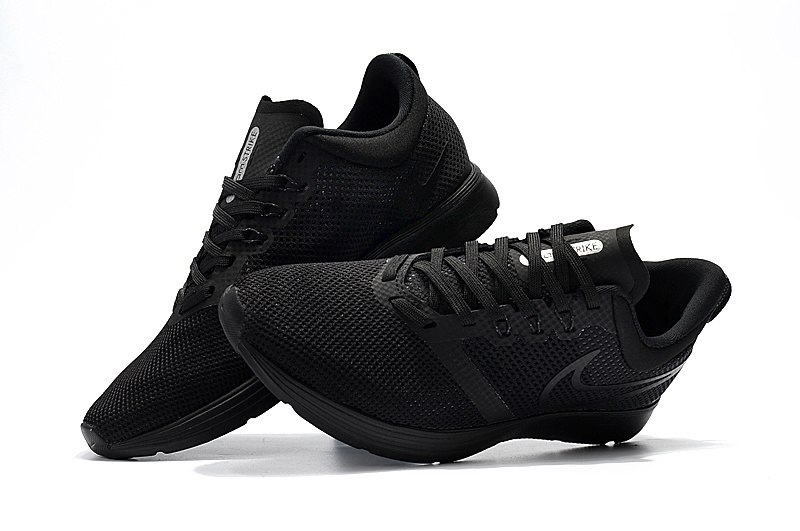 72c06ba8e55e Newest Nike Zoom Strike Black Men s Sport Shoes - ShoesGain.com