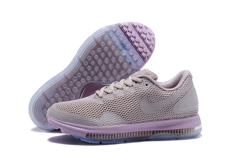 ce84627febd ... Durable Nike Zoom All Out Low 2 Grey Purple AJ0035 511 Women s Sport  Shoes ...