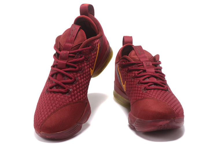 finest selection c8c61 6955a Skillful Manufacture Nike Lebron XIV Low EP Wine Red Men s Basketball Shoes  ...