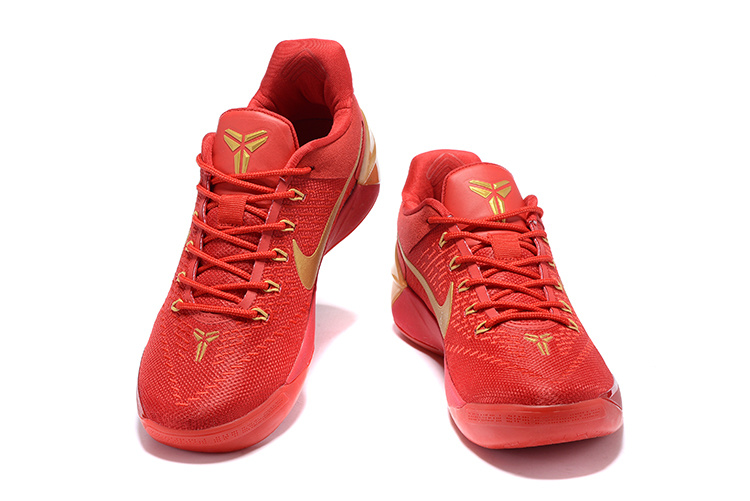 c2632764a99 ... Fashionable Nike Kobe AD EP Red Gold 852427 003 Women s Basketball Shoes  ...