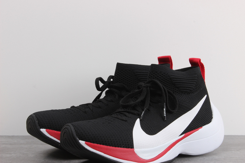 ae0884dc3547 Top Quality Nike Zoom Vaporfly Elite Black White Red 900888 001 Men s  Running Shoes ...