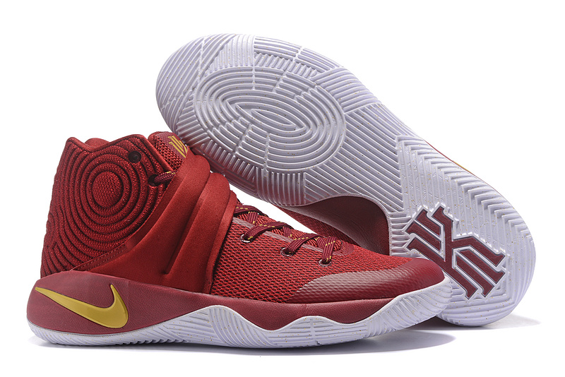 6e09eb96c827 where can i buy new pattern nike kyrie 2 xmas wine red gold mens basketball  shoes