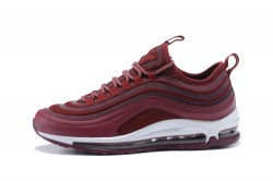 a3feab60b932 Advanced Design Nike Air Max 97 Ultra SE Wine Red 917704 903 Men s Running  Shoes