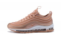 6f4c58427648 High-end Product Nike Air Max 97 Ultra SE Rose Gold 917704 902 Unisex  Running