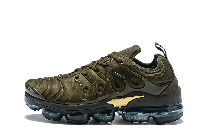 buy popular b14de bf111 Durable Nike Air VaporMax Plus Army Green ...