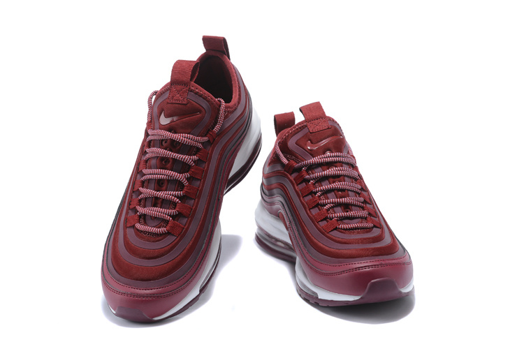 a6167fee7768 Advanced Design Nike Air Max 97 Ultra SE Wine Red 917704 903 Men s Running  Shoes ...
