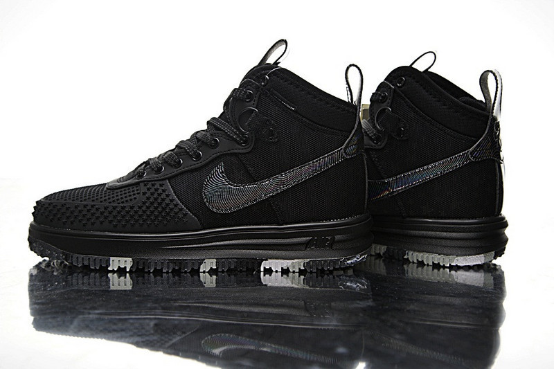 ... Best Sell Nike Lunar Force 1 Duckboot Black 805899 552 Men's Casual  Shoes ...
