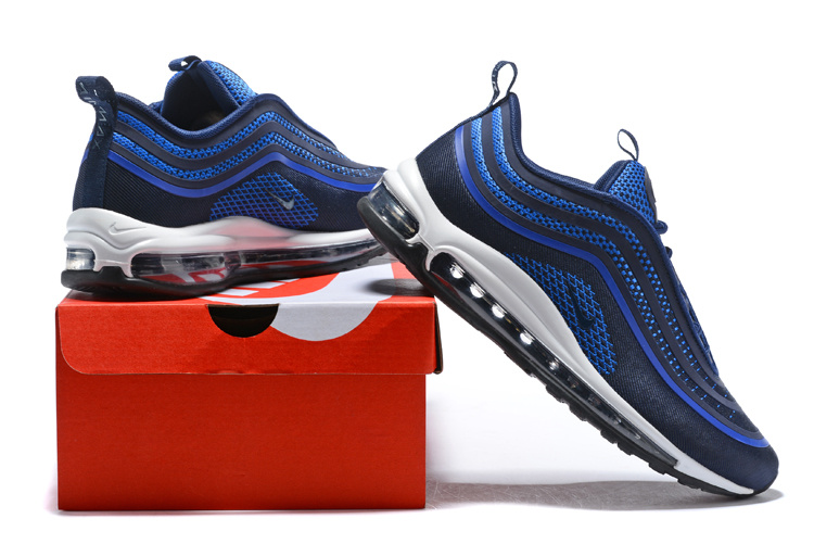 ... low price good production line nike air max 97 ul 17 blue mens running  shoes sneakers d5e3d62a632f